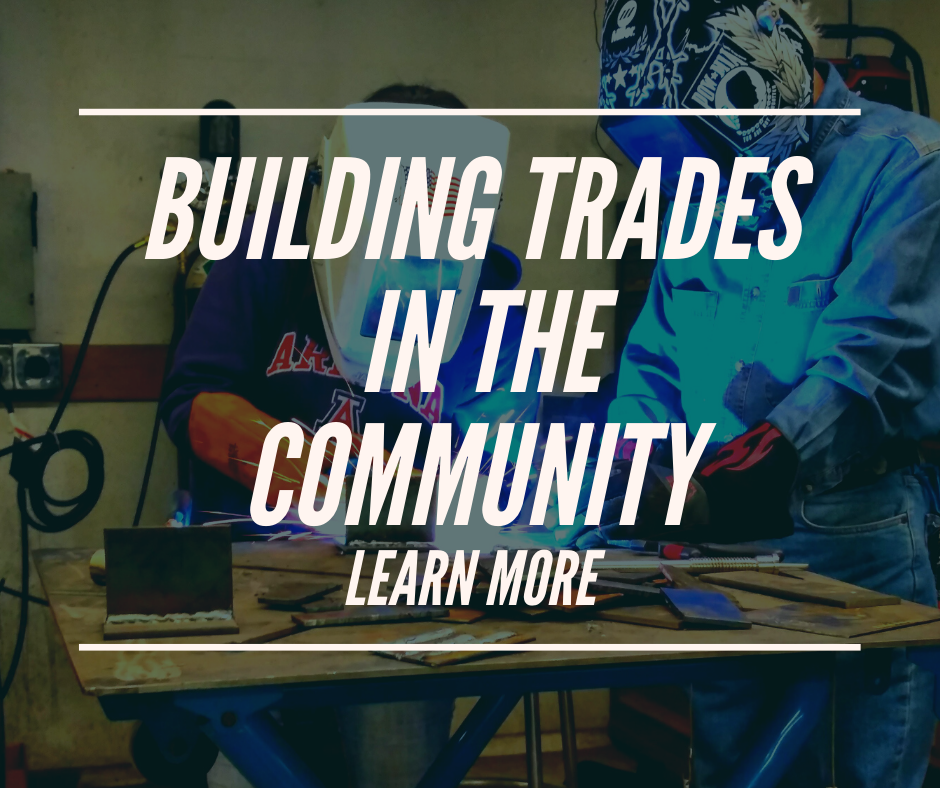 building trades in the community