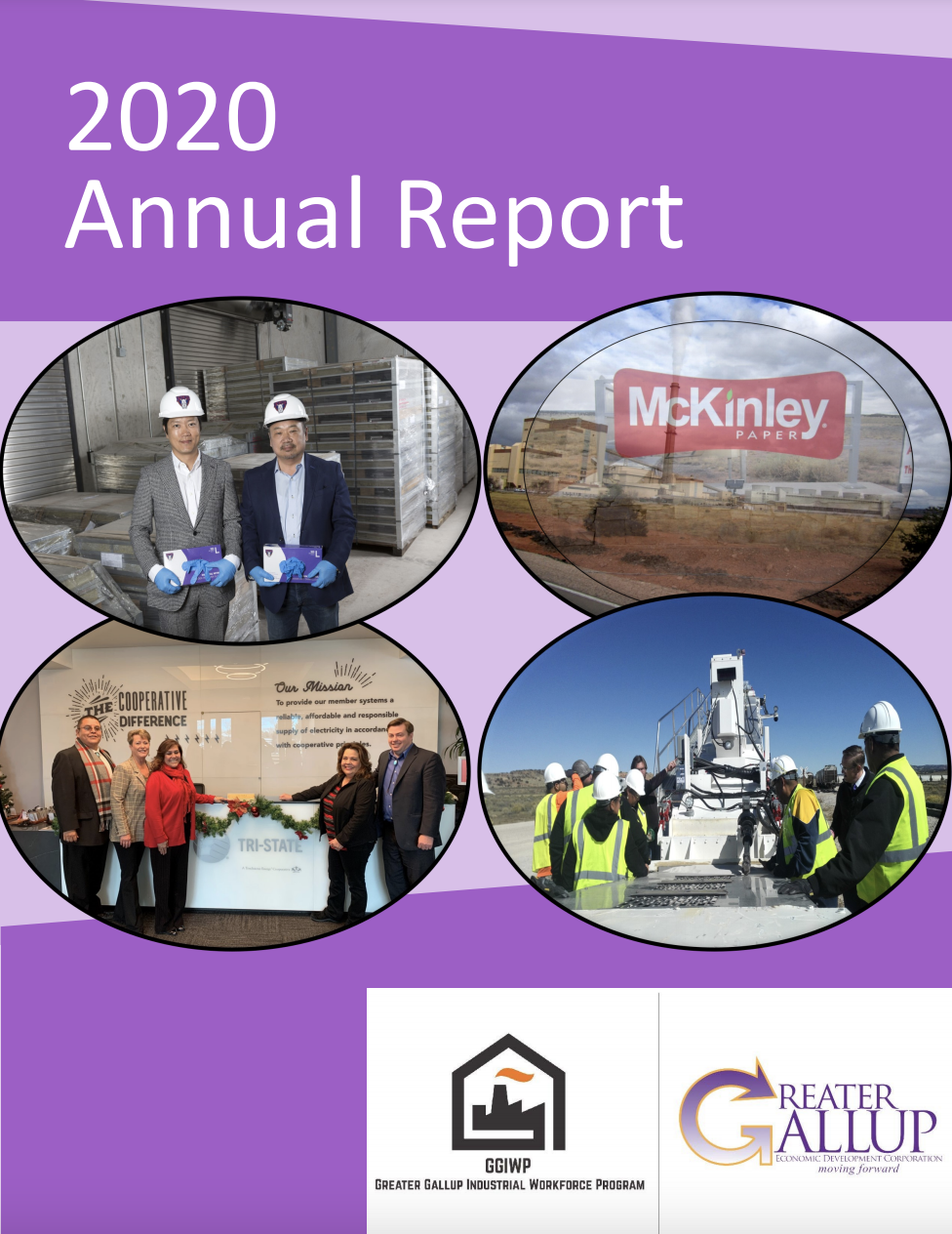 Thumbnail Image For GGEDC Annual Report 2020 - Click Here To See